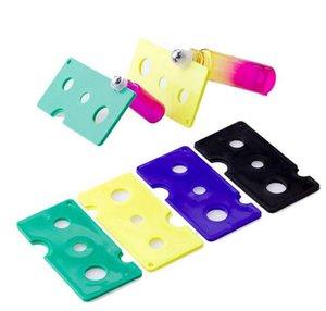 Removedor de ferramentas chave de opener de óleo essencial para bolas de rolos e tampas de vidro garrafas de vidro roller garrafa saca-rolhas casa ferramentas de cozinha