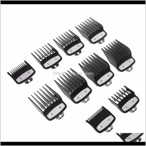 Accessories Tools Products Drop Delivery 2021 10Pcs 1Dot5Mm25Mm Clipper Limit Comb Guide Attachment Size Barber Replacement Hair Care Styling