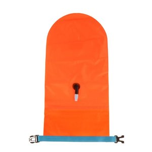 Life Vest & Buoy Waterproof Safety Swim Dry Bag Inflatable Device For Open Water Sea Swimming Pool Surfing Snorkeling
