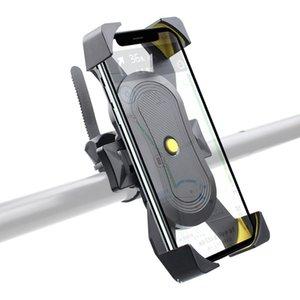 Antiak Salla 360 Rotasyon Ayarlanabilir Smartphone Dağı Braketi Evrensel Bisiklet Tutucu Bisiklet Gidon Cep Telefonu Tutucu Standı 774 Z2