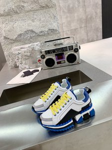 2021 MULTI-COLORED SUPER KING SNEAKERS Luxury design Men's sports shoes follower Top