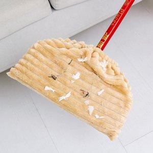 Многоразовый микрофибр Абсорбирующая МП бытовой очистки инструмент Ткань коралловый бархатный метла крышка блюдо ткани распылитель пола MOP RRD7613