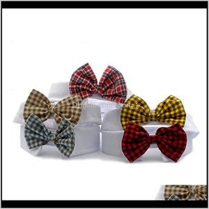 Costumes Pet Cat Dog Bow Products Fashion Puppy Collars Adjustable Bowtie Grooming Tie Accessories Yq01248 1Trgg 1Mvc7