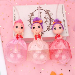 DHL SHIP Decompression Toys Luminous Portable Doll Starry Sky Ball Colorful Glitter Princess Dolls Lantern Children's Toy For Gifts YQ7292
