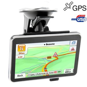 wtyd for 43 inch TFT Touch-screen Car GPS Navigator Built-in speaker Built-in 4GB Memory and Map Without Bluetooth Resolutions 480 x 272