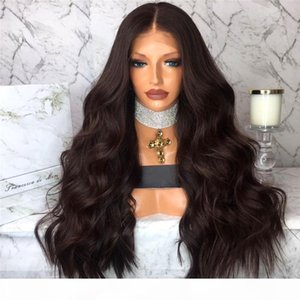 150% density 100% unprocessed virgin remy human hair water wave new natural color long full lace wig no shedding for women