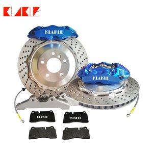 KLAKLE Designer Brake kit GT4 Car Calipers 4 Pot With 362*28mm Rotor For Bmw E61 Accessories 19 Rim