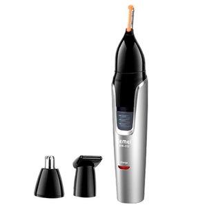 3in1 القابلة لإعادة الشحن الأنف المتقلب اللحية ترليس للرجال الأذن تنظيف الحاجب الأنف حلاقة الشعر