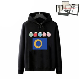 Men's Hoodies Fashion Letter Print Women Pullover Casual Outdoor Couple Tops Long Sleeve Loose Sweatshirts Spring Autumn Sweatshirt Jumpers