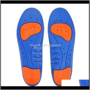 Climbing Harnesses Sports Thicker Breathable Insoles Ortic Insole For Men And Women Sport Shoe Pad Support Wholesale O1P6G Ufzoq