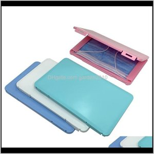Bags Portable Dustproof Moistureproof Mask Case Storage Box Bandaid Bill Temporary Folder Dropship Rrxxe Jrw35