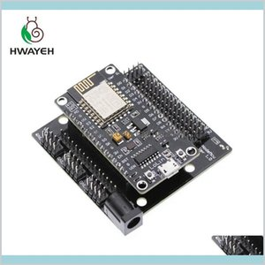 Integrated Circuits Active Components Electronic Office & School Business Industrial Node Mcu Development Kit V3 Ch340 Nodemcu + Motor