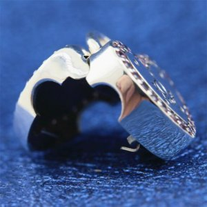 Your 100% Bracelets Sterling Jewelry S925 Promise Clip Lock And Fits Bead Pandora Silver Charm European Pendant Msrew