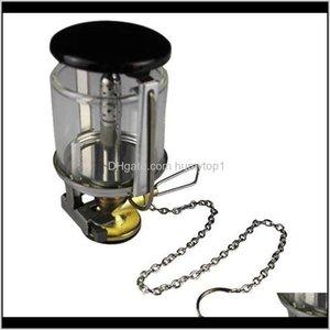 Lanterns Outdoor Portable Mini Camping Lantern Gas Light Tent Lamp Torch Small Heater 3Jpp6 Znspk
