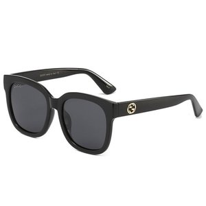 New G family polarized big face thin Sunglasses male and female stars same Sunglasses net red box driving glasses 2MA9Q