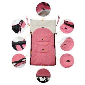 Baby Sleeping Bag Infant Winter Stroller Thick Warm Envelope Sleepsacks Footmuff Parts & Accessories