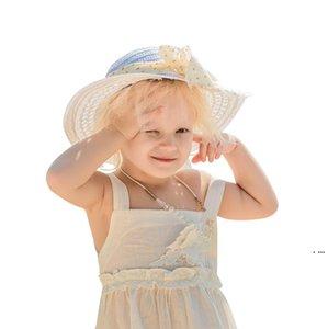 Garçon Filles Fisherman Chapeau Fashion Léopard Print Bow Soild Couleur Baby Caps Spring Summer Enfants Polyvalent Hats HWD6258
