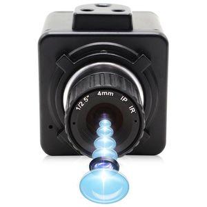 Cámara USB 2048x1536 @ 30FPS APTINA AR0331 H.264 MJPEG OTG UVC Plug Play CCTV Vigilancia con CS Mount Lens IP Cámaras IP