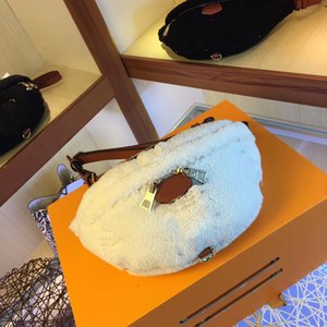 Luxury Designers Waist Bags Crossbody Newest Purse Handbag Famous Bumbag Fashion Shoulder Bag Brown Bum Fanny Pack Saddle Plush With Three styles