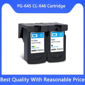 Ink Cartridges PG-645 CL-646 Compatible Cartridge For Canon Pixma IP2860 MG2460 2560 2960 MX496 TS206 306 3160 TR4560 Printer