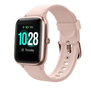 Full Touch Smart Watch Bractelet IP68 Водонепроницаемый Bluetooth Музыкальные часы Светотехническое сообщение Multy Sport Mode Mens Womens SmartWatch