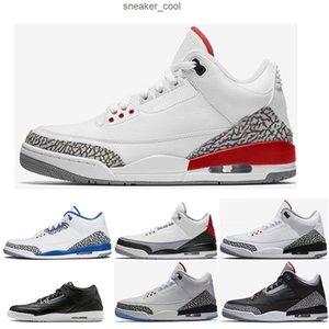 Yeni Varış Tinker NRG Tinker Hatfield Erkekler Basketbol Ayakkabıları Beyaz Siyah Kırmızı Çimento Erkek Spor Ayakkabı Adam Sneakers Beden ABD 8-13