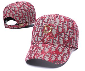 Classic Baseball Cap Men Women Fashion Design Cotton Embroidery Adjustable Sports Caual Hat Nice Quality Head 02