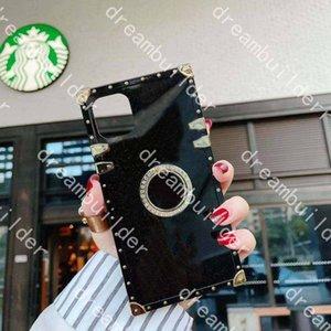 패션 전화 케이스 iPhone 12 Pro Max 11 11Pro 11Promax Case 7 8Plus X XR XS Xsmax 아크릴 하드 백 삼성 갤럭시 S8 S9 S10 S11 S20 P