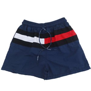 Swimwear Sports leisure shorts Men's youth summer loose and breathable trend running fitness beach quick dry swimming trunks