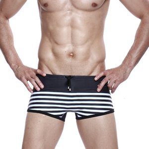 Swimming Clothes Bathing Suit Shorts Pool Swimsuit Sexy Swimwear Underpants Swim Briefs Costumes Men Bathroom S-XL