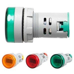 Voltage Meters Digital Display Voltmeter 1PC 22 MM Lights Tester Tools Combo AC 60V-450V Indicator 2021