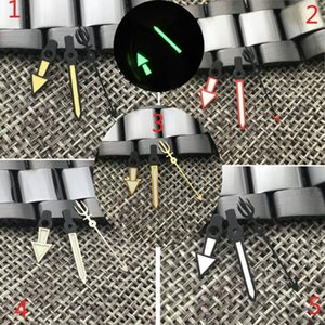 Repair Tools & Kits Arrival NH35 NH36 Model Watch Hands Spare Parts For 7s26 4r35 7009 Green Lume Gold Silver Black Yellow