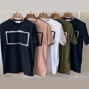 T-shirt da uomo di alta qualità 2NS80 Designer T-shirt piccole T-shirt da uomo Summer Fashion Brand Brand classico a maniche corte TEES M-3XL