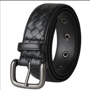 Fashion Luxury Men Designers Belts Big gold buckle genuine leather belt classical Accessories ceinture 3.5cm width with box