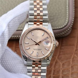 WF montre de luxe lwomens watches 31mm 2236 automatic mechanical movement stainless steel Log watch waterproof