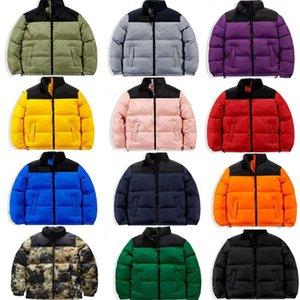 Designer fashion men's stylist coat letter print parka coat winter ladies feather coat down jacket S-4XL