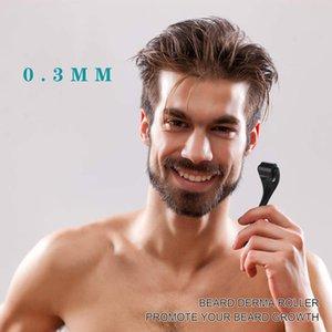 Уход за лицевой бородой 4 ШТ. / Установка Barbe Beard Beard Kit Kit Enhancer A Enhancer Установлена рост бороды Essentital Essentital Oilrabin