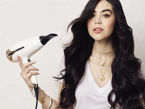 9hd Helios Professional Hair Dryer in White and Black Air Blower EU US UK Plug 2 Colors Current Stock