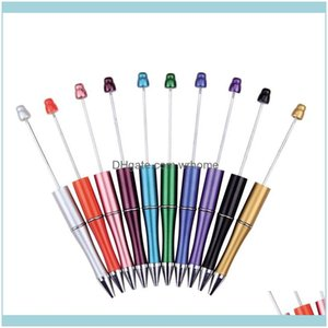 Transpoint اللوازم مكتب المدرسة الأعمال الصناعية الولايات المتحدة الأمريكية japen إضافة diy القلم الأصلي الخرزة الأقلام للتخصيص مصباح العمل أداة الكتابة الحرفية
