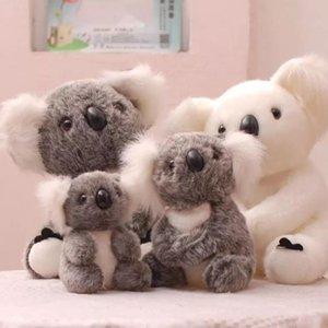 Avustralya Koala Ayı Dolması Yumuşak Bebek Kawaii Peluş Hayvanlar Bebek Oyuncakları Çocuklar için Güzel Hediye Arkadaşlar