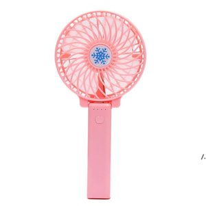 Party Favor Rechargeable Fan Air Cooler Mini Operated Hand Held Desk Pocket USB Portable Office Fans AHD6151