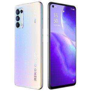 Original Oppo Reno5 K 5G Mobile Phone 8GB RAM 128GB ROM Snapdragon 750G Octa Core 64.0MP AI 4300mAh Android 6.43