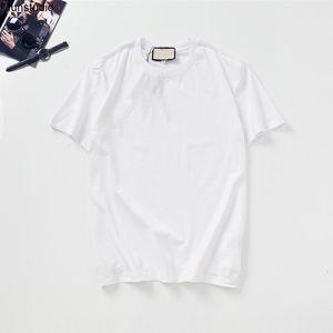 패션 망 티셔츠 여름 디자이너 티셔츠 인쇄 고품질 T 셔츠 힙합 남성과 여성 반팔 G