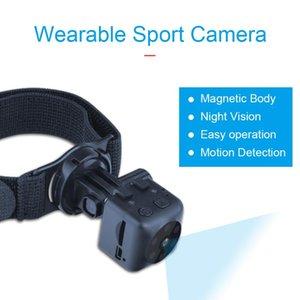 Mini cámara de infrarrojos digitales Visión nocturna Detección de movimiento Registrador de video Acción CAM CAM CAMPORTADORES DE CAMPEÑA DE CUBIERA CAMERAS