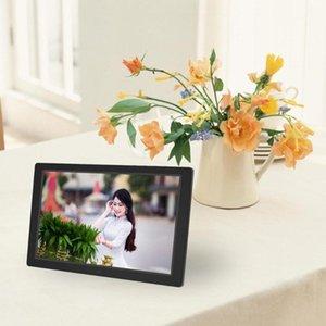 Digital PO Frames PO 12,1 Zoll Fernbedienungsrahmen HD 1280x800 LED-Anzeige Back-Light Electronic Picture Music Video