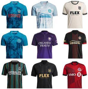 MLS 20 21 PARLEY PREMIBLE KIT INTER MIAMI CF SOCCER JERSEY 2022 LOS ANGELES LA GALAXY 21 22 HIGUAIN Beckham Atlanta United Lafc Pre Football Shirts Version Version