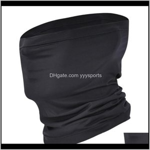 Caps Masks Protective Gear Cycling Sports Outdoors Drop Delivery 2021 Unisex Head Neck Gaiter Biker Tube Bandana Scarf Beanie Cap Motorcycle