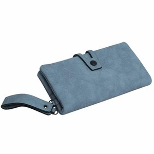 Wallets PRETTYZYS Leather Women Wallet Long Clutch Purse For Ladies Cards Holder Designer Cute Female Coin Pocket Money Bag