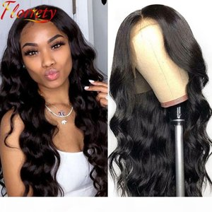 Body Wave Lace Front Wig Human Hair 13x4 Lacefront Lace Frontal 4x4 Pre Plucked Closure Bodywave Wigs For Black Women