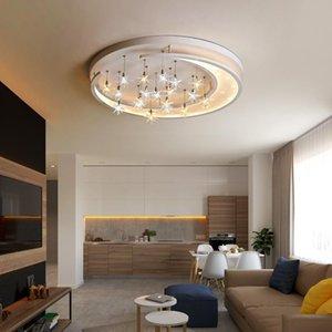 Ceiling Lights Murlamp Modern Children's Room Bedroom Living Home Decoration LED 90-260V Meteor Light